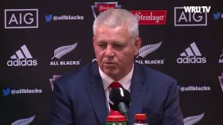 Wales Post match press conference in Auckland | Rugby Video Highlights