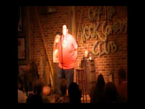Ralphie May Live at Off The Hook Comedy Club