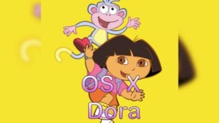 Now Dora comes in! Reminder: NOT FOR KIDS!!