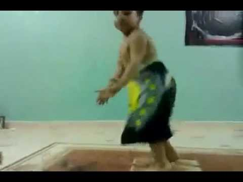 crazy boy dance