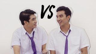Tebak Alat Makeup - Ibrahim Risyad vs Fachri Muhammad  (Cast