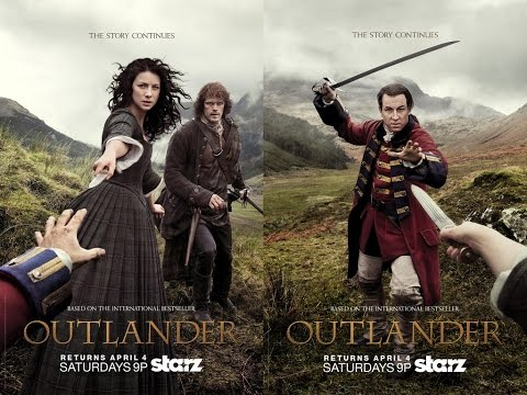Outlander Season 1 Episode 14 The Search Review