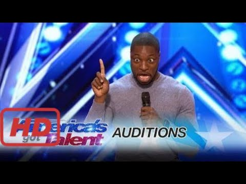 America's Got Talent Auditions Preacher Lawson: Standup Delivers Cool Family Comedy - America's Got