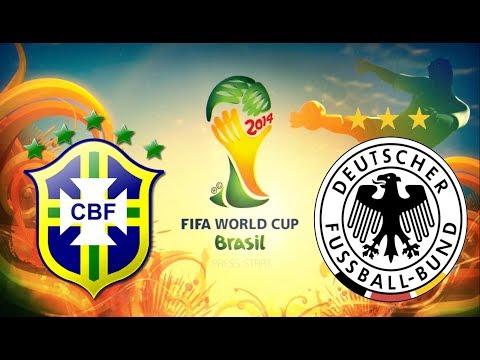 BRASIL - Brasil x Alemanha Ter 08/07/2014 - 17:00 Mineirão I Semi Final Copa do Mundo. Pro Evolution soccer . Brazil vs Germany Tue 07/08/2014 - 17:00 Mineirão I Semi...