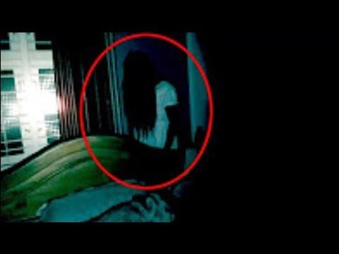 """""""Призрак Ужасной Ведьмы"""" был заснят на видео камеру 3 - DomaVideo.Ru"""