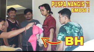Video PRANK NEMUIN BH DI KOPER PUTU BAHAGIANA SAMPAI BIKIN PUSPA NANGIS ?! MP3, 3GP, MP4, WEBM, AVI, FLV Juni 2019