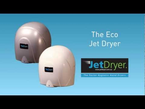 Jet Dryer Eco