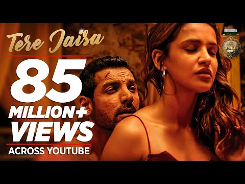 Video Tere Jaisa Video Song | SATYAMEVA JAYATE | Arko | Tulsi Kumar | John Abraham | Aisha Sharma download in MP3, 3GP, MP4, WEBM, AVI, FLV January 2017