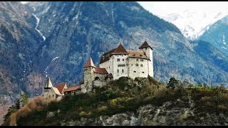 On our way from Switzerland to Germany Mel and I stopped in the tiny country of Liechtenstein. Mel really wanted to check out this huge castle she saw on the ...