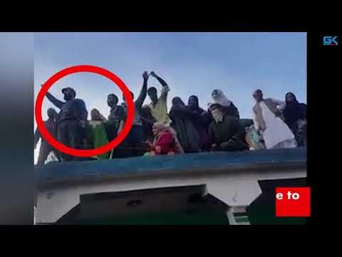 Mother presser trigger to offer gun salute to Saddam Padder