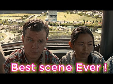Downsizing Most funniest scene ever.