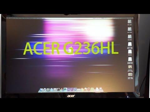 Acer G236HL 23