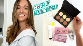 my makeup favorites + beauty tips!! by Alisha Marie Vlogs