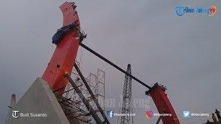 Video Proyek Jembatan Kalikuto Penghubung Tol Batang-Semarang MP3, 3GP, MP4, WEBM, AVI, FLV Maret 2019