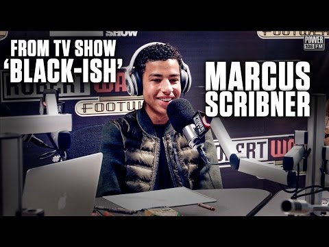 Marcus Scriber of TV Show Black-ish Talks Anthony Anderson, Meeting Dr. Dre, And More!