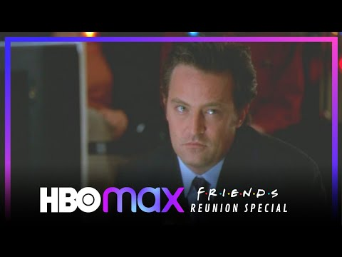 FRIENDS Reunion Special (2021) Trailer 1   HBO MAX