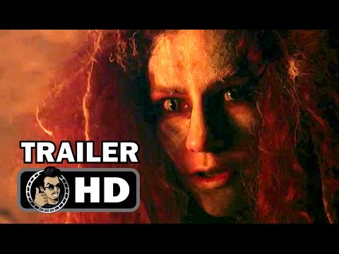 DIG TWO GRAVES Official Trailer (2017) Samantha Isler Horror Movie HD (видео)