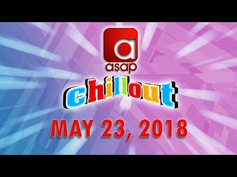 ASAP Chillout BTS - May 23, 2018