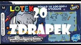 Z Piotrkiem rozwalamy system - 20 zdrapek na raz! Chcemy wygrać 40 000 PLN i kupić za to 40 000 kolejnych zdrapek!