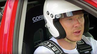 Benedict Cumberbatch's Lap - Behind the Scenes - Top Gear Series 20