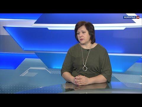 Елена Хлопотова, главный специалист по инфекционным болезням комитета здравоохранения Волгоградской области