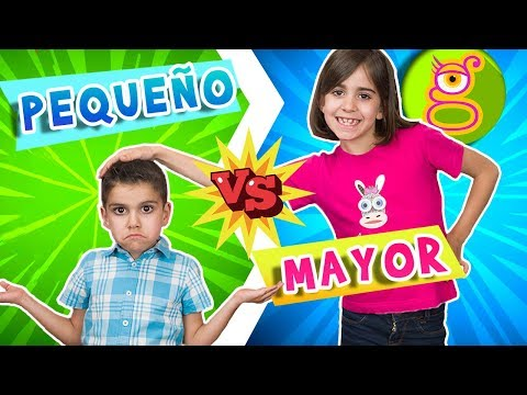 HERMANA MAYOR vs. HERMANO PEQUEÑO