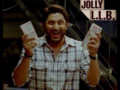 Jolly LLB Theatrical Trailer   Arshad Warsi, Boman Irani, Amrita Rao