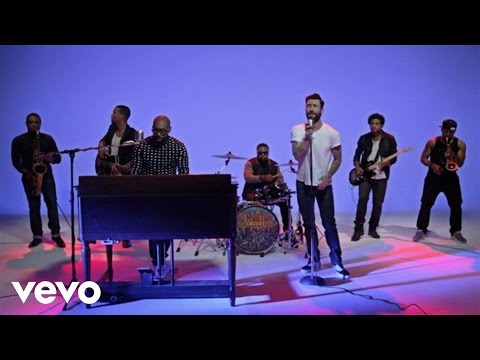 PJ Morton feat. Adam Levine – Heavy