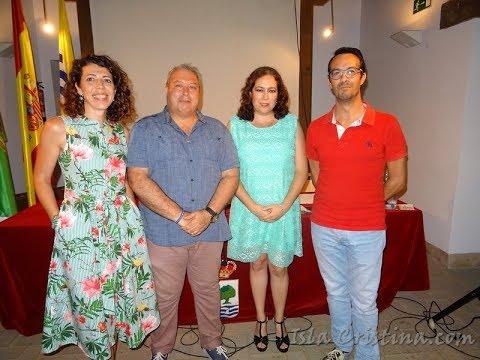 """Conferencia a cargo de Aurora Gema Lozano """"Religiosidad y Mar, Isla Cristina como Paradigma"""""""