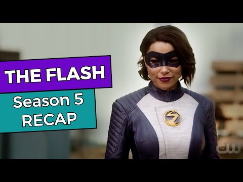 The Flash: Season 5 RECAP