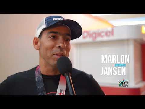 Marlon ta conta di Ironman Texas