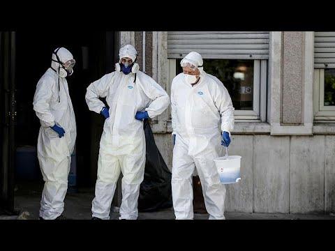 COVID-19: 133 νεκροί σε ένα 24ωρο στην Ιταλία