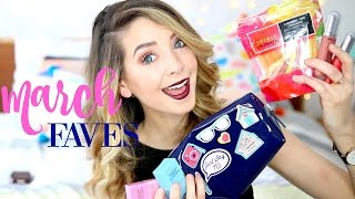 March Favourites 2016 | Zoella by Zoella