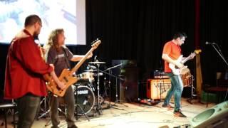 Verve Guitars Live 2017 Athens. track :'Blue Instinct'