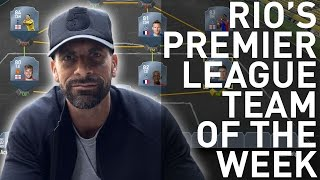 Rio Ferdinand picks his Premier League team of the week on FIFA 17!Amazing music by Frankie Stew & Harvey Gunn! Check them out here: https://soundcloud.com/fsandhg Subscribe: http://bit.ly/15QO9WEWebsite: http://five.supplyFacebook: http://on.fb.me/154PdYATwitter: http://bit.ly/12llIk9Google+: http://bit.ly/1cWMlTh