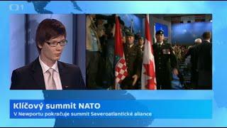 Klíčový summit NATO
