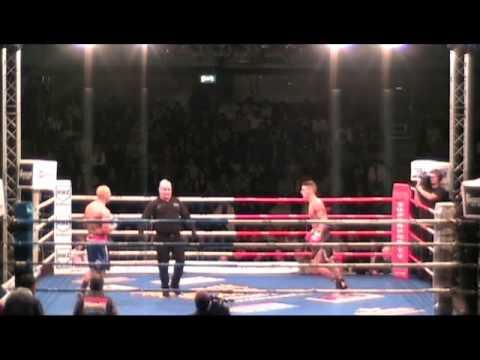 Eurosport Boxen mit Denis Liebau, Bintou Schmill und Anderen