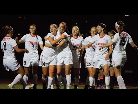 #4 Lynchburg Women's Soccer vs EMU