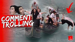 Video Mag Titanic Sa Venice Grand Canal | Comment Trolling MP3, 3GP, MP4, WEBM, AVI, FLV Desember 2018