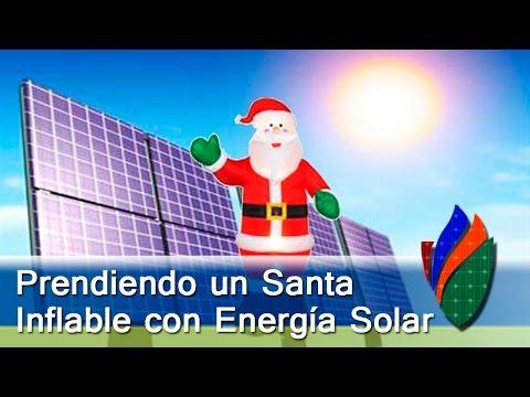 Navidad con Energía Solar