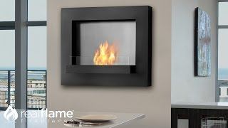 Real Flame Ventless Gel and Electric Fireplaces