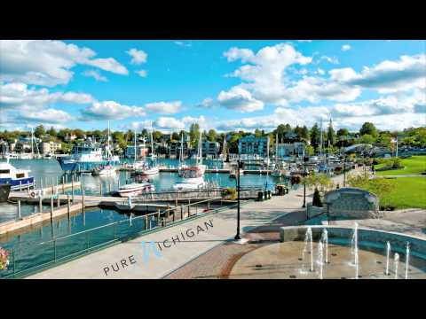 Visit Charlevoix, Michigan