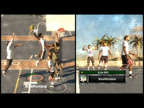 T Step - NBA 2K15 MyPARKS - Sunset Beach Can't Handle The Swag ! | Cam Step Backs Are Too REAL ! MORE NBA 2K15 MyParks VIDEOS ...