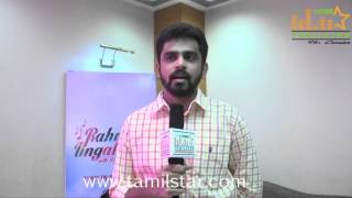 Director Balaji Mohan Speaks at The Launch Of Rahman Ungaludan