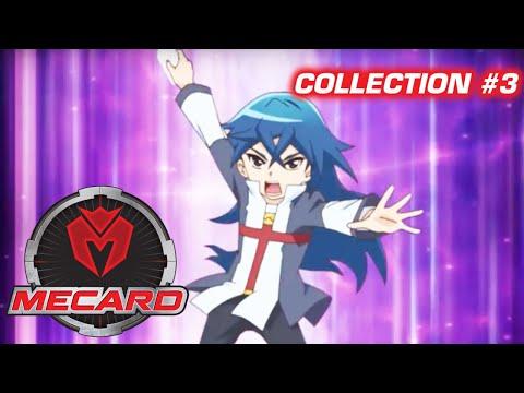 Mecard Full Episodes 17-24 | Mecard | Mattel Action!