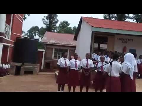Estherians accapella choir sironga girls