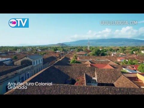 Orgullo de mi País: Arquitectura de Granada