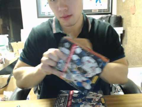 Double Box Break #528: 13-14 Panini Playbook SET NHL HOCKEY