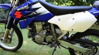 10. Suzuki DRZ 400 S 2004 4800 miles