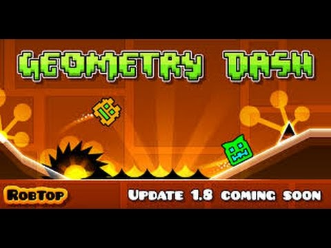 levels - All levels of the Geometry Dash game.
